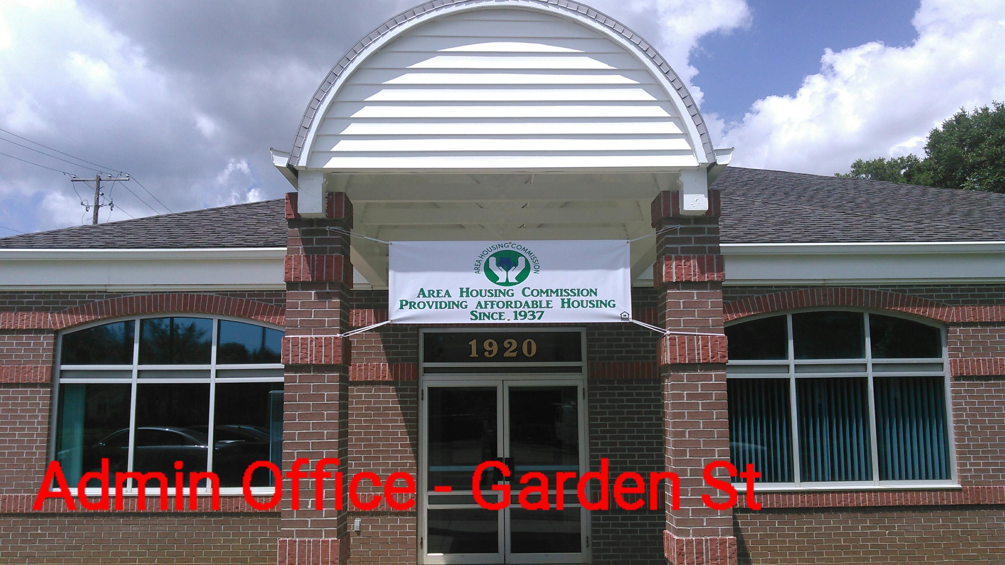 Garden St